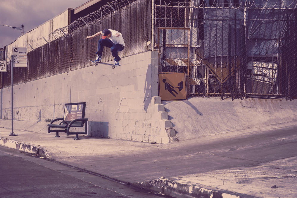 Behind the Chronicles: The Process of Skate Films
