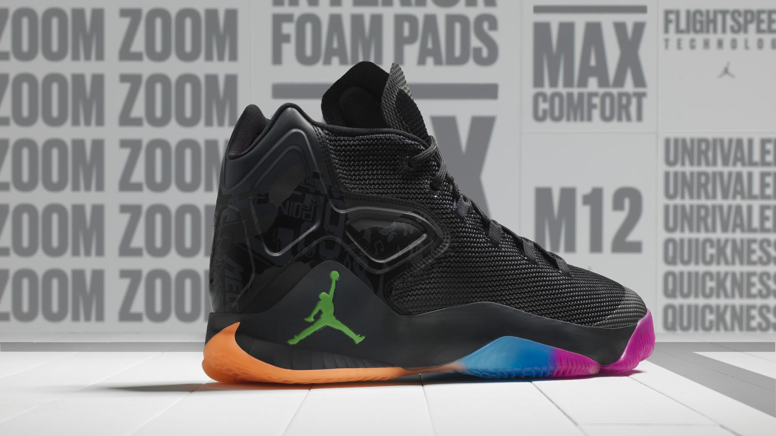 "Jordan Melo M12 ""Brooklyn '80"""