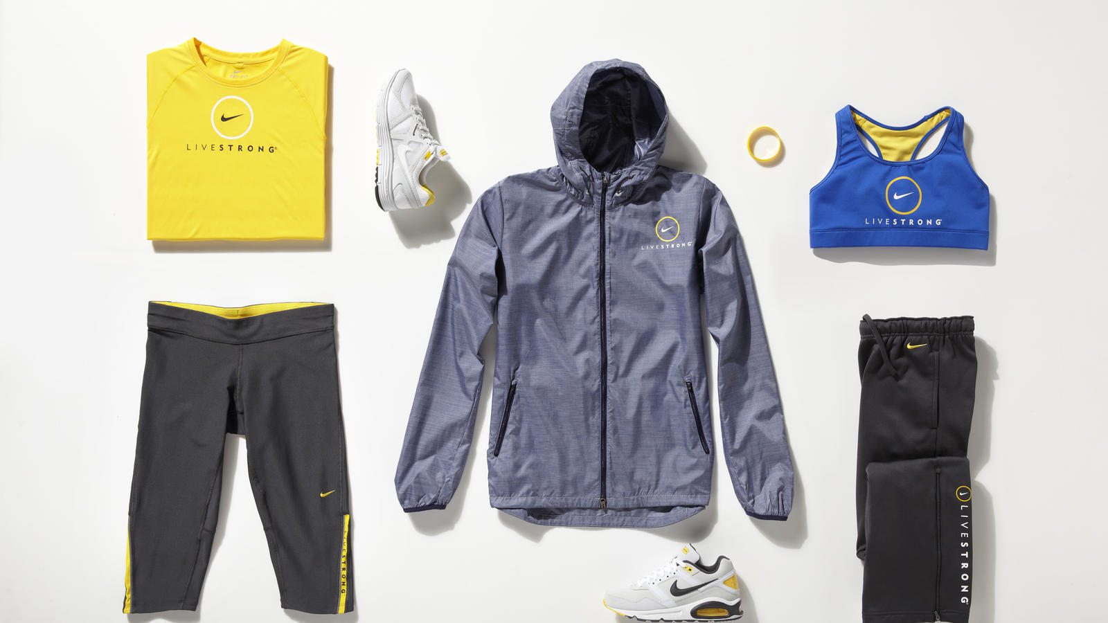 Women's LIVESTRONG Collection