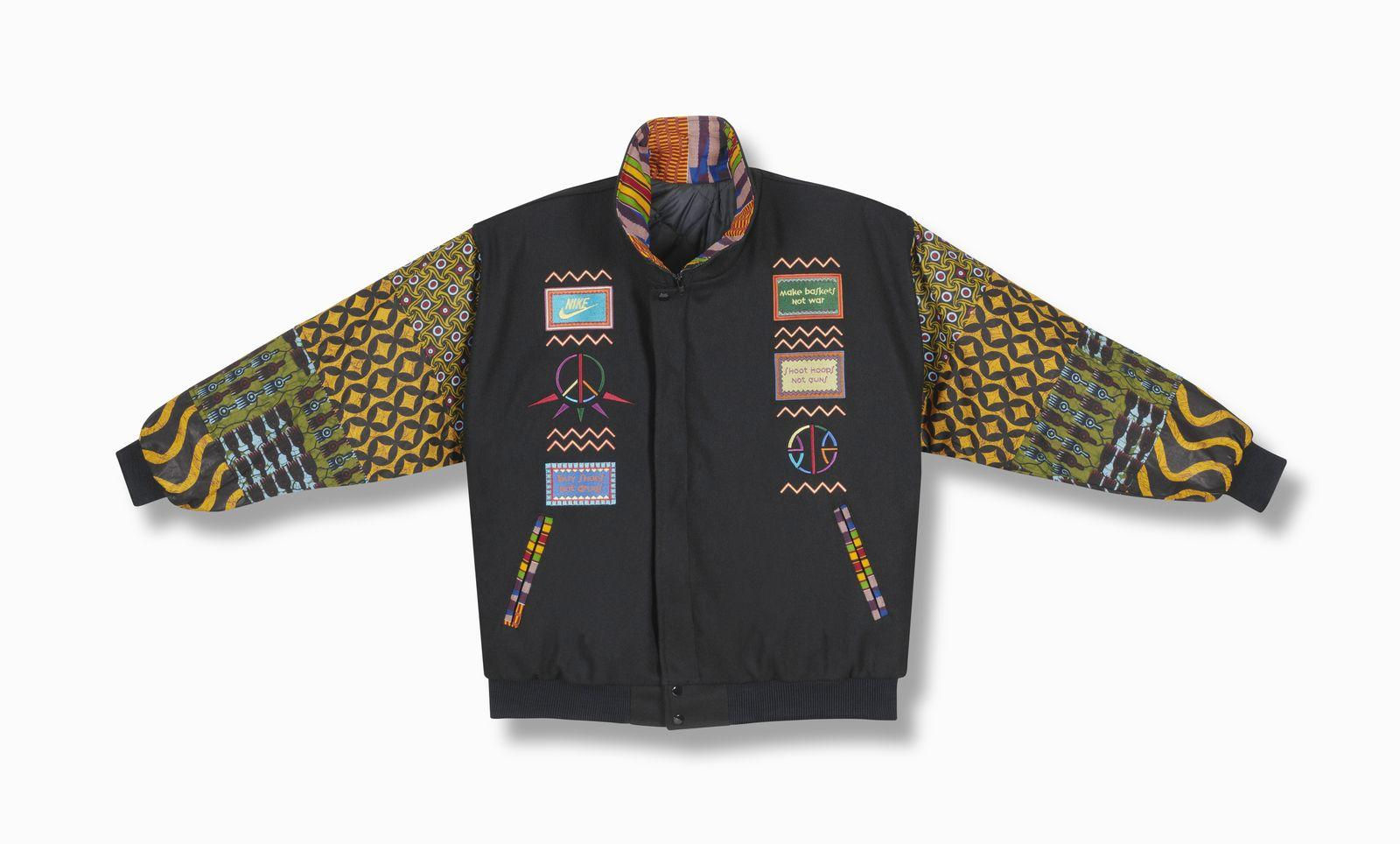 Spike Lee's Urban Jungle Gym Jacket