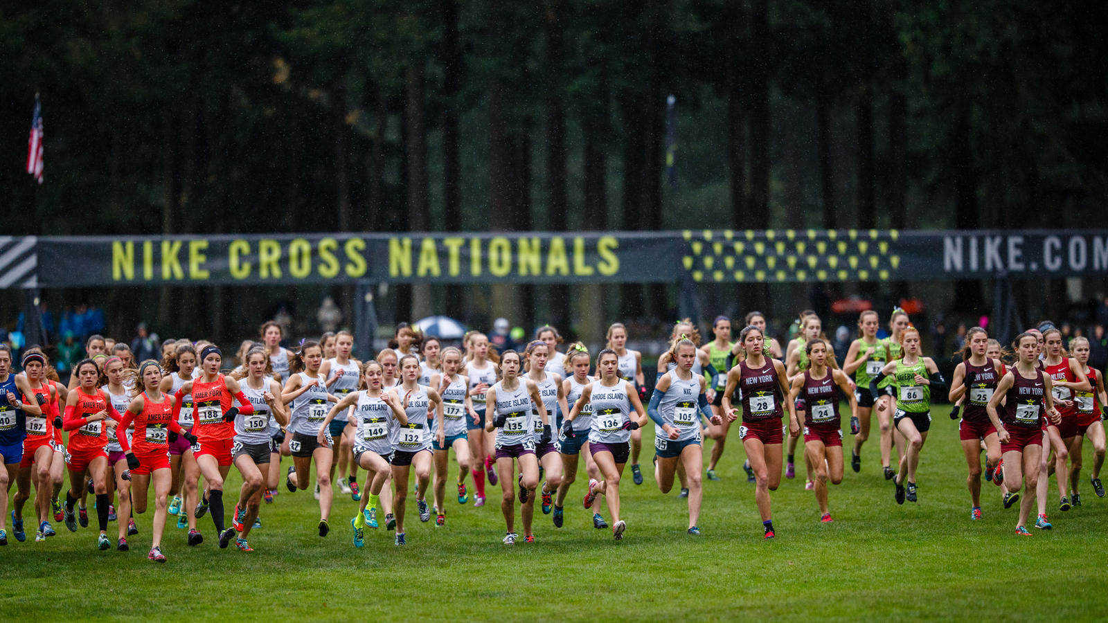 new style 40628 59572 Top High School Talent On Display 12th Annual Nike Cross ...