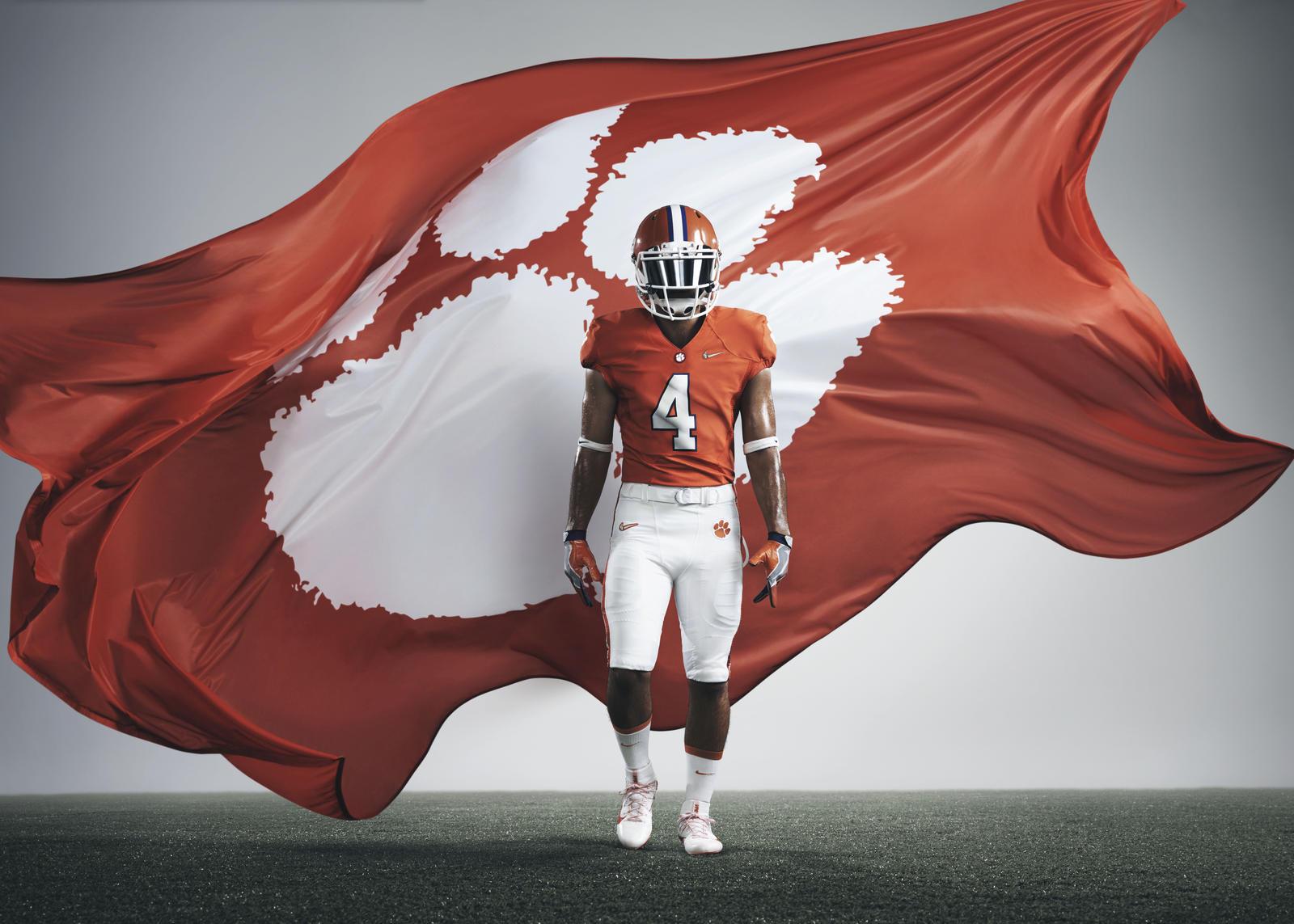 Nike Reveals College Football Playoff Uniform Looks Nike