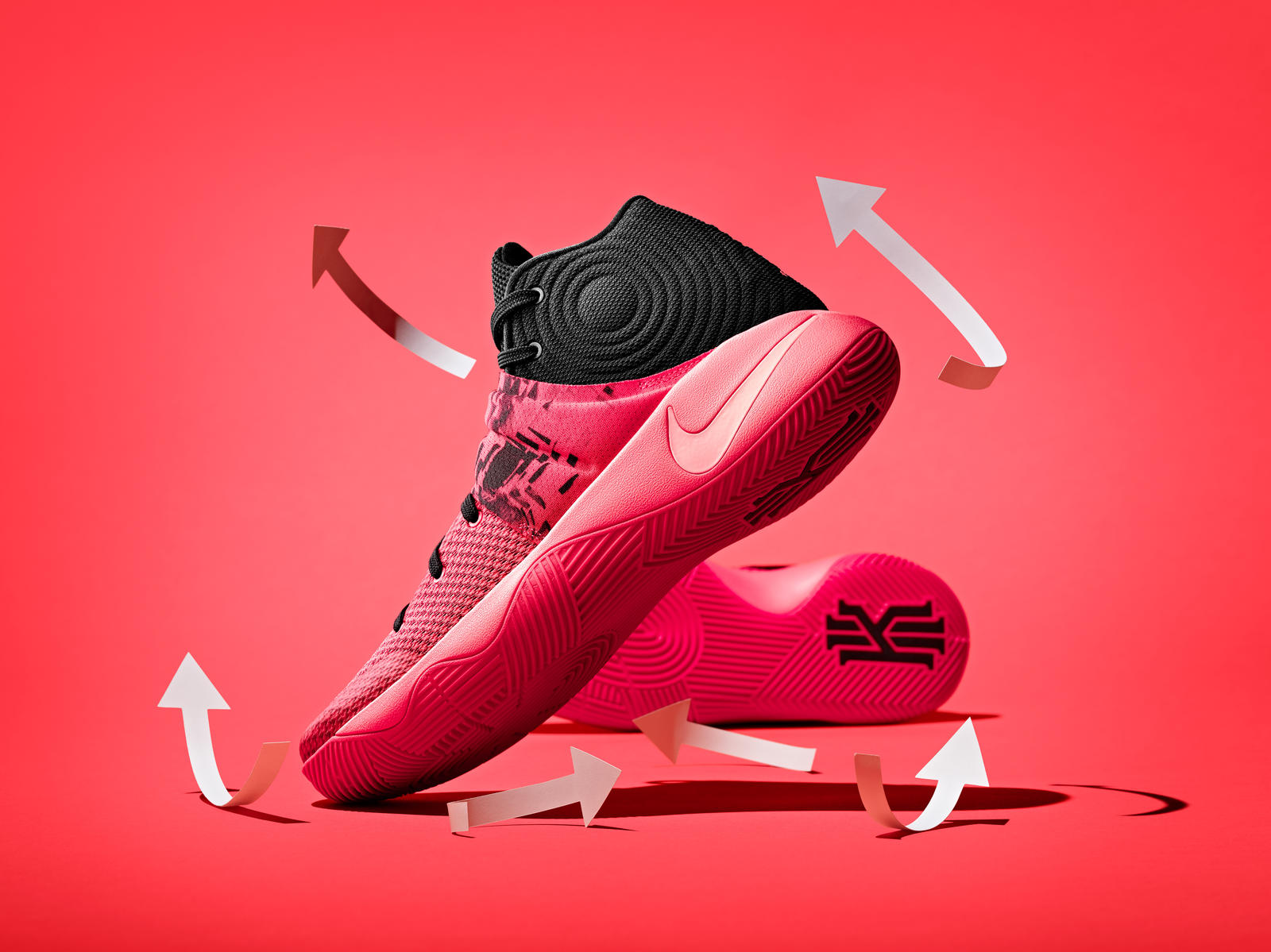 best sneakers 0956a a6744 Basketball Physics 101  Kyrie Irving s Masterful Movement Informs the KYRIE  2