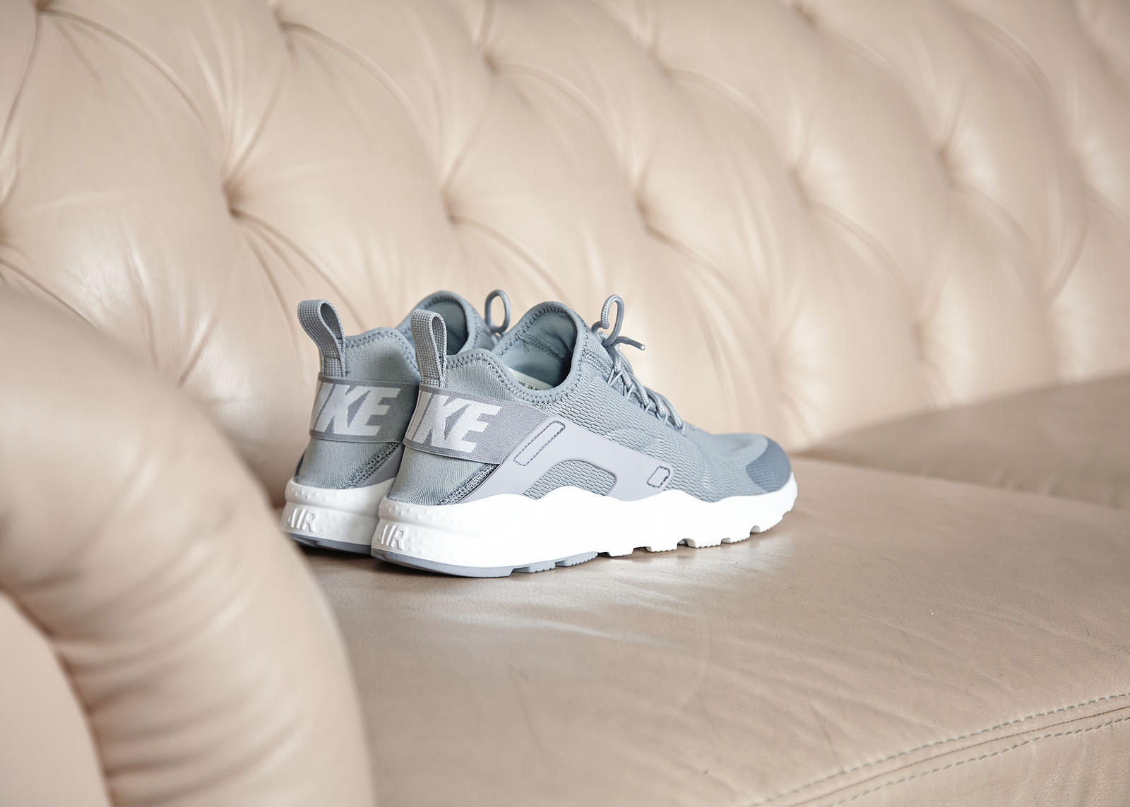Nike Air Huarache Ultra Women's Grey