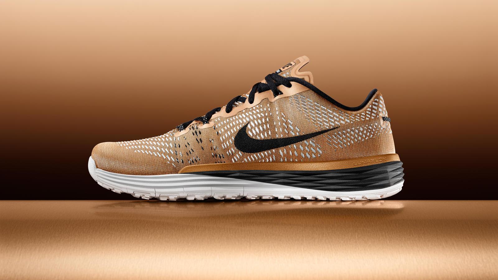 Nike Air Golden Running Shoe