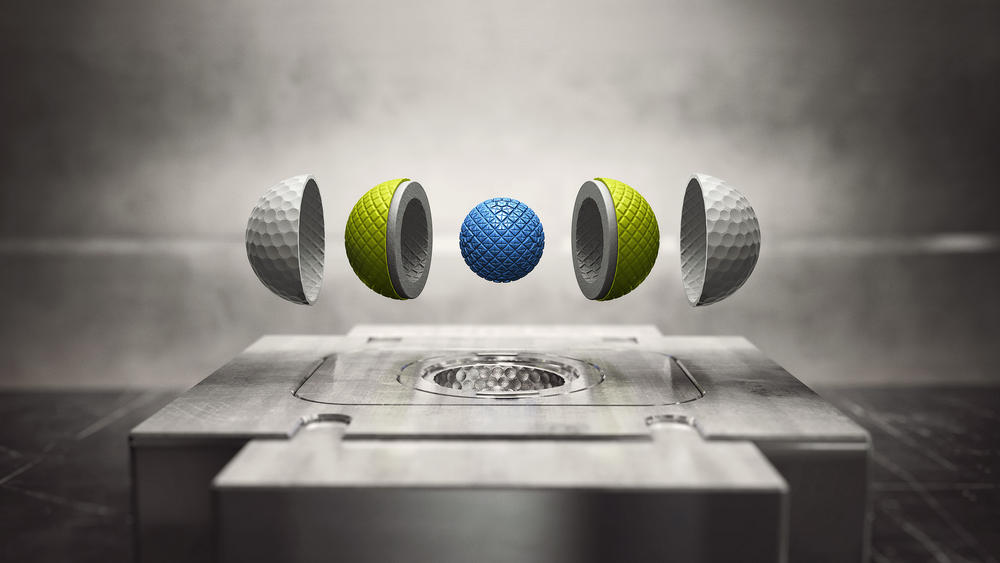 Innovation Shapes the New Nike RZN Tour Golf Ball