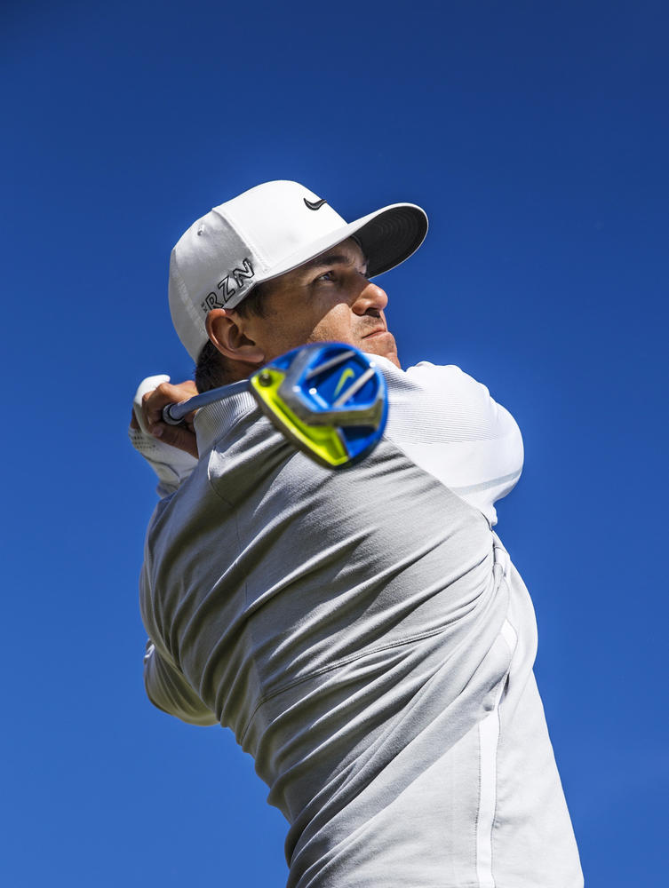 Brooks Koepka Signs with Nike, Joining Tony Finau & 12 New Athletes