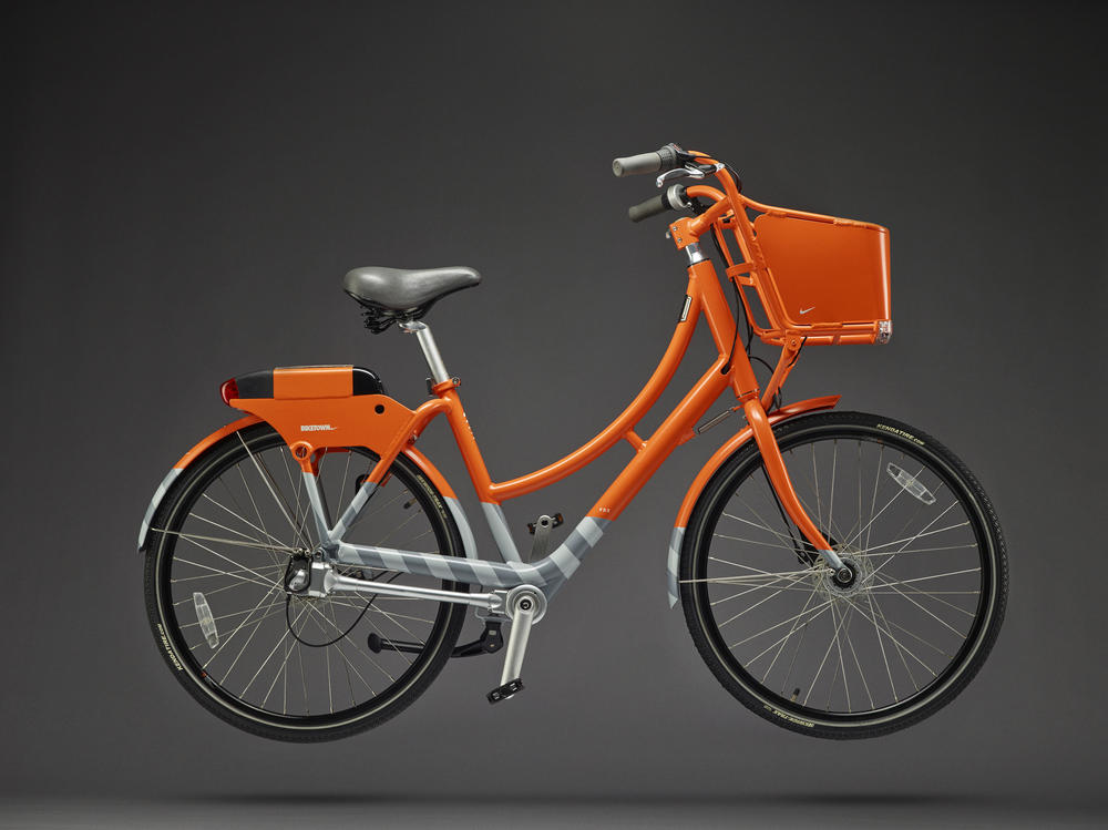 Nike Partners with the City of Portland on BIKETOWN