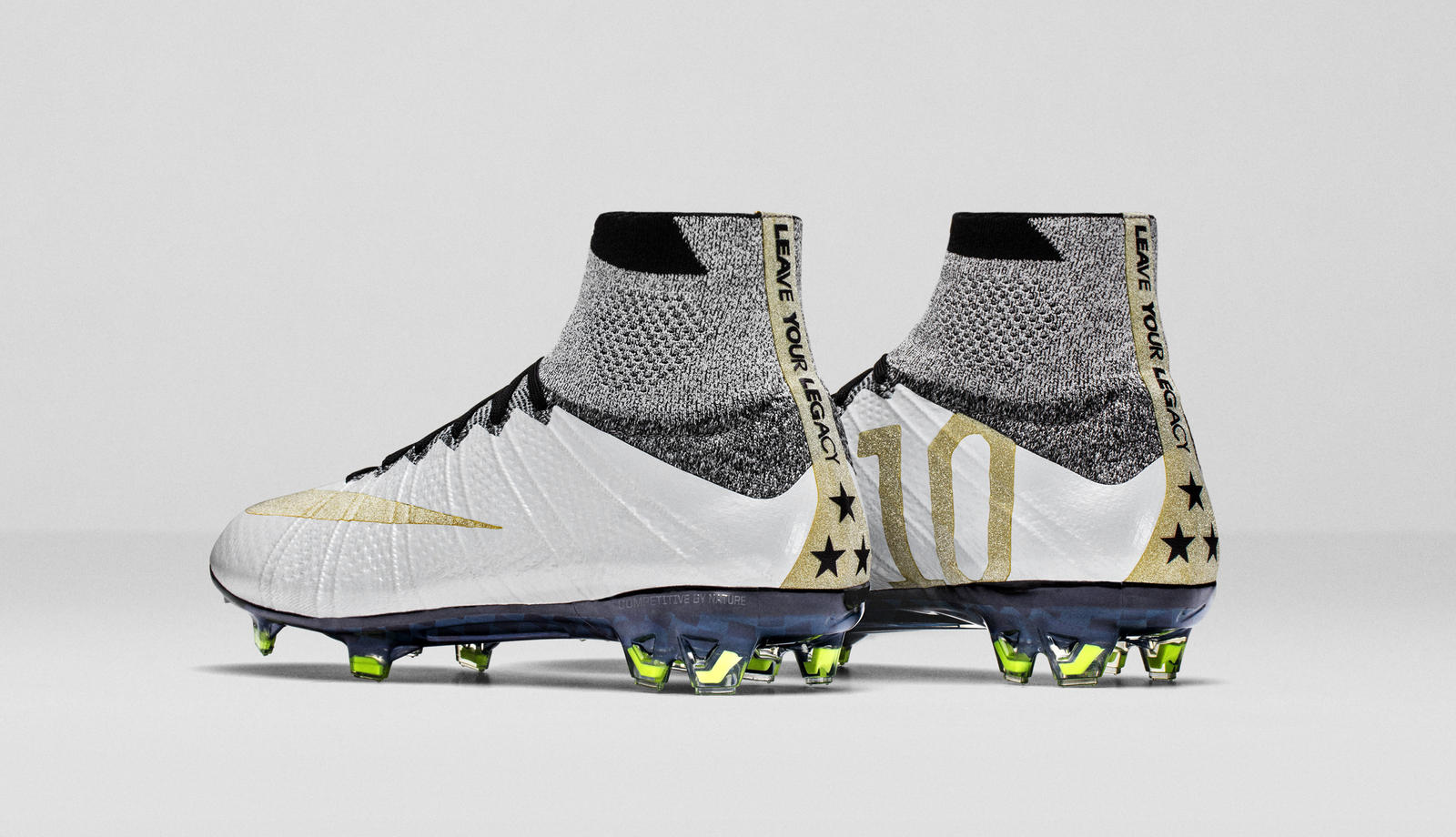 "Nike Mercurial Superfly Carli Lloyd ""Leave Your Legacy"" Boots"