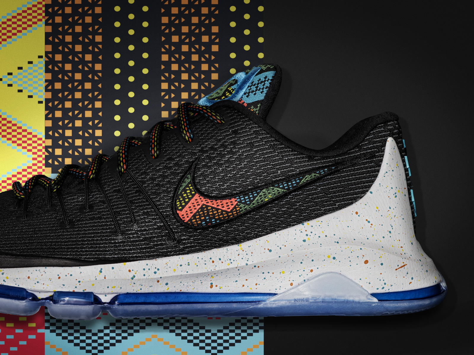Cheap Nike Kevin Durant KD 5 Cheap sale BHM Black History ...