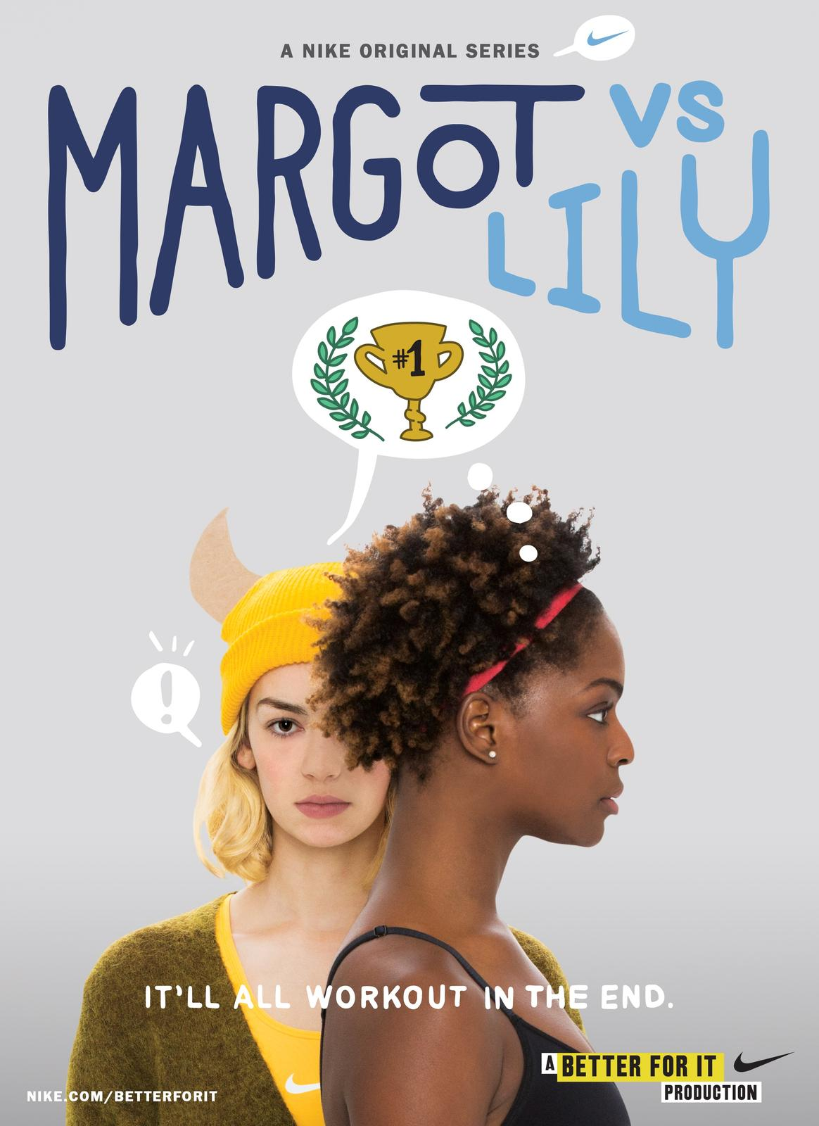 MargotvsLily_ABetterForItProduction_POSTER