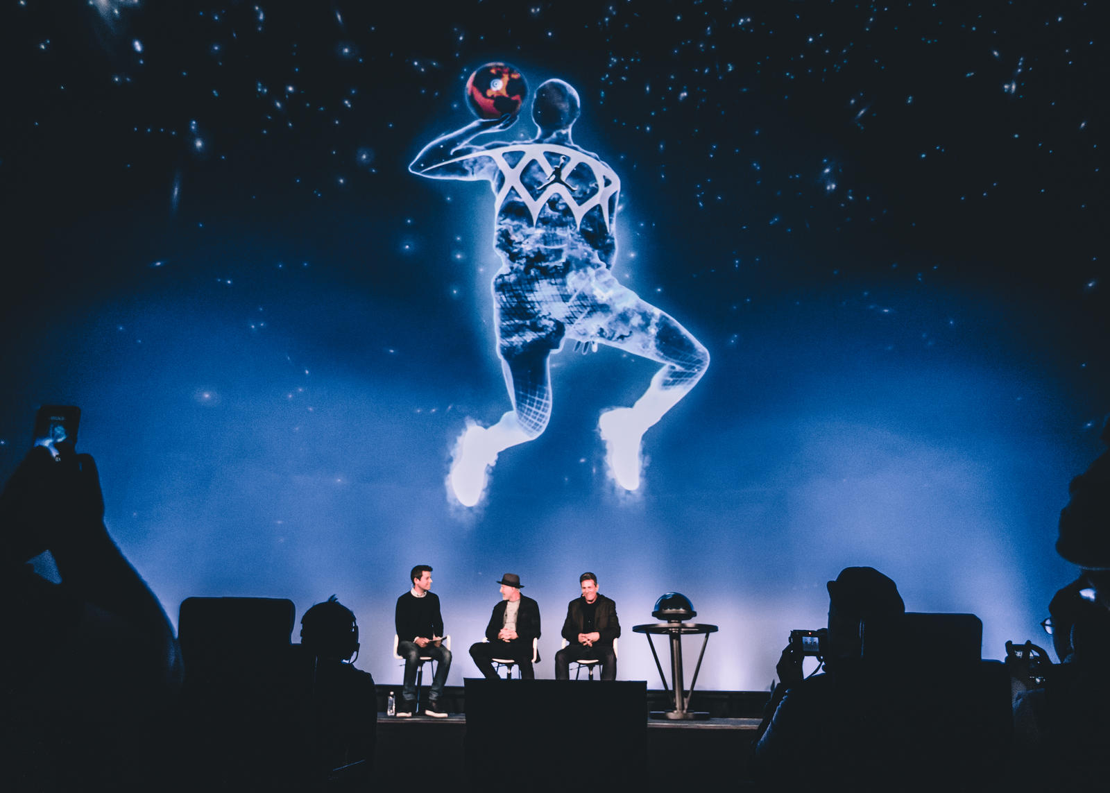 Air Jordan XXX unveil event