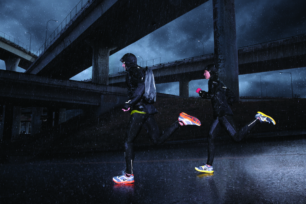 100% Chance of a Run: The Holiday 2011 Running Collection