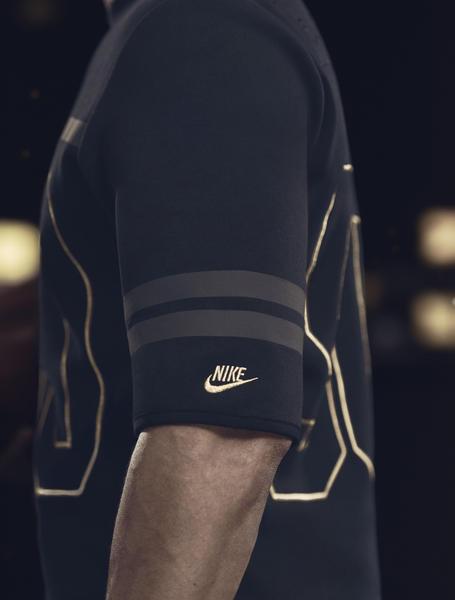 Nike Brings Gold to Super Bowl 50