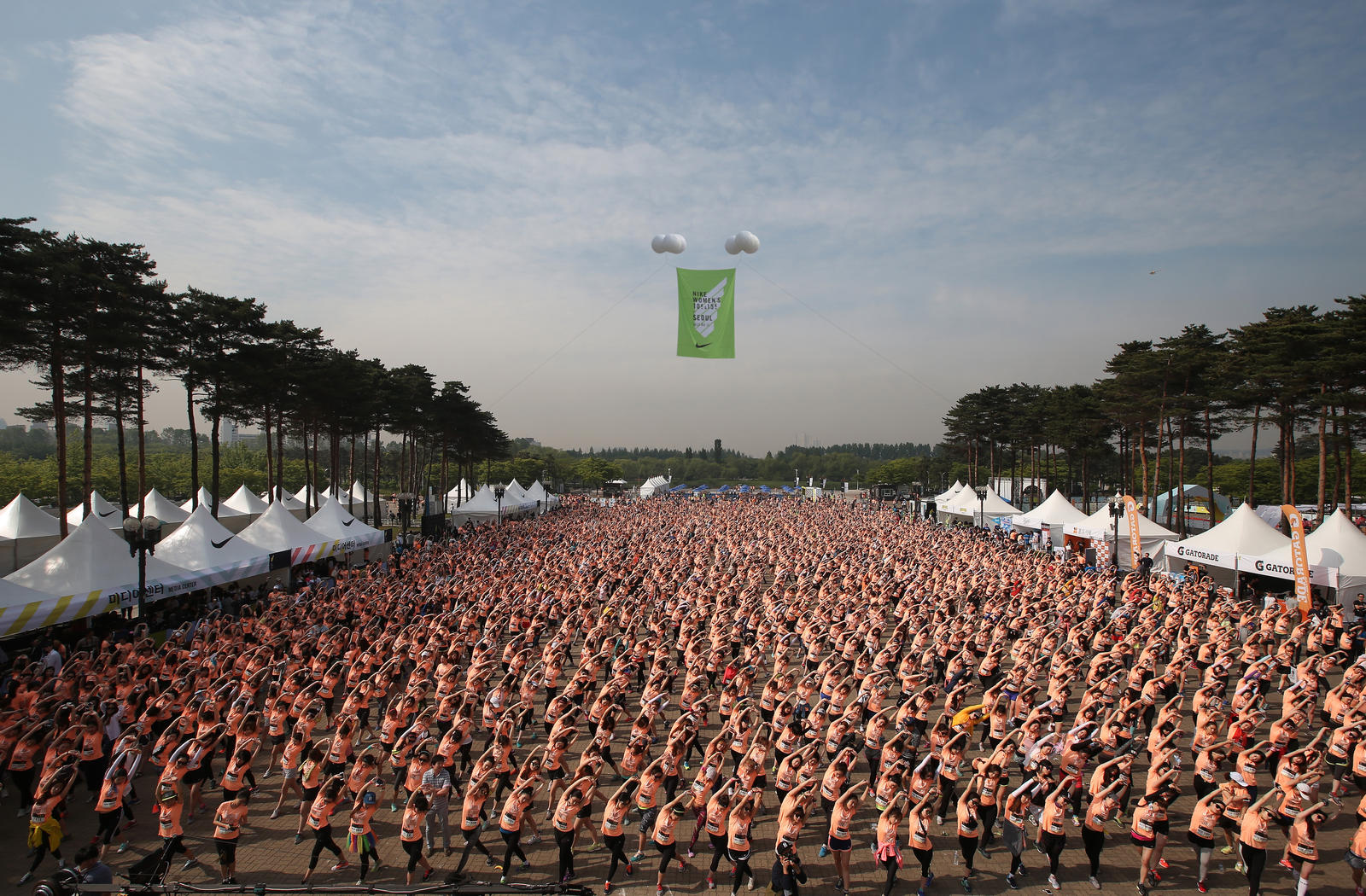 Nike Women Seoul 2015 Original Porto