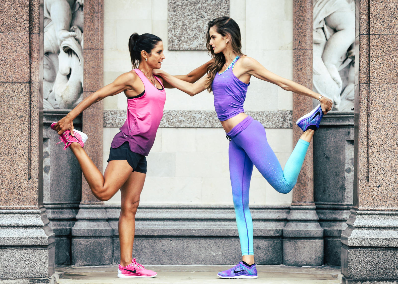 Why I Run Izabel Goulart Nike News