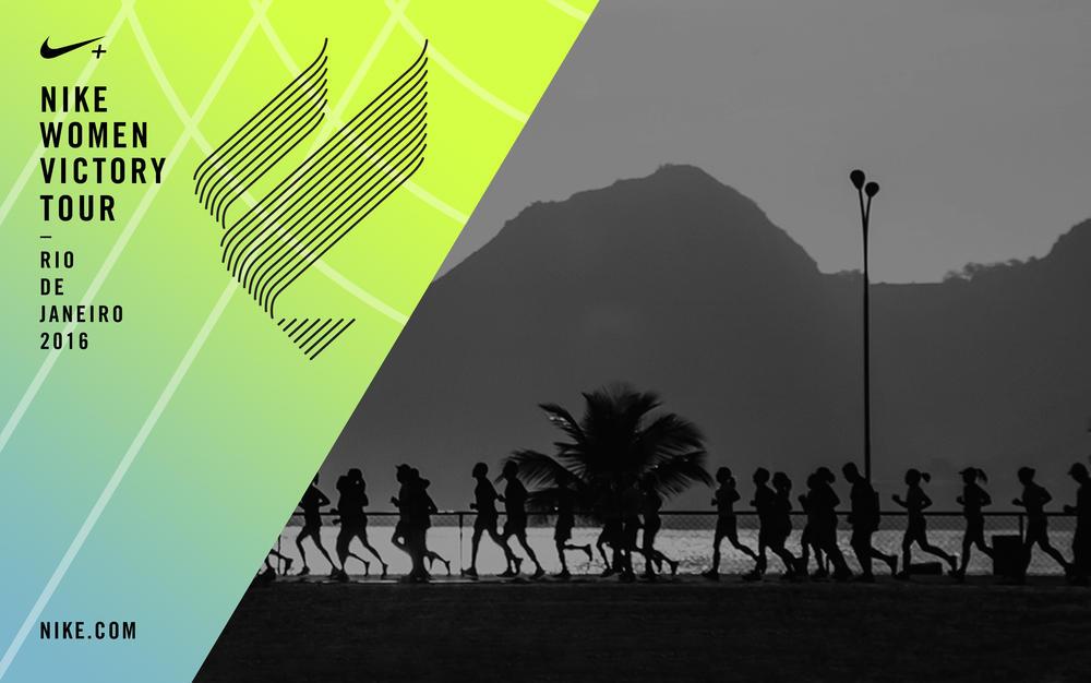 NikeWomen Victory Tour Rio