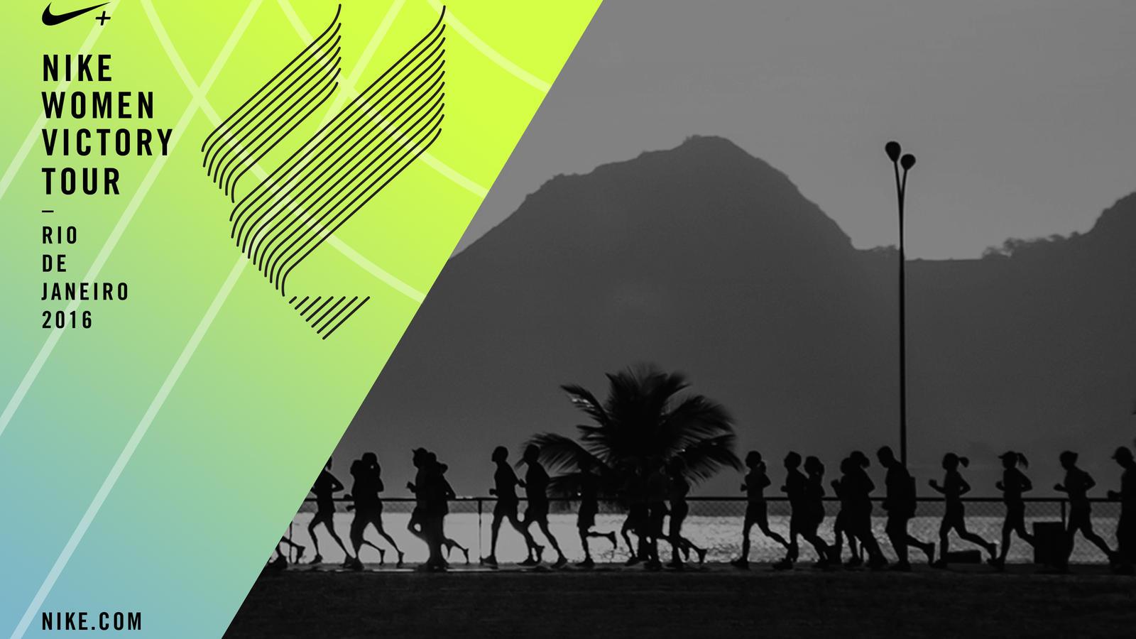 Nikewomen Victory Tour Rio  Porto2