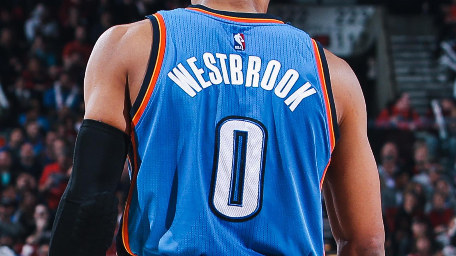 Jordan Brand Athlete Russell Westbrook