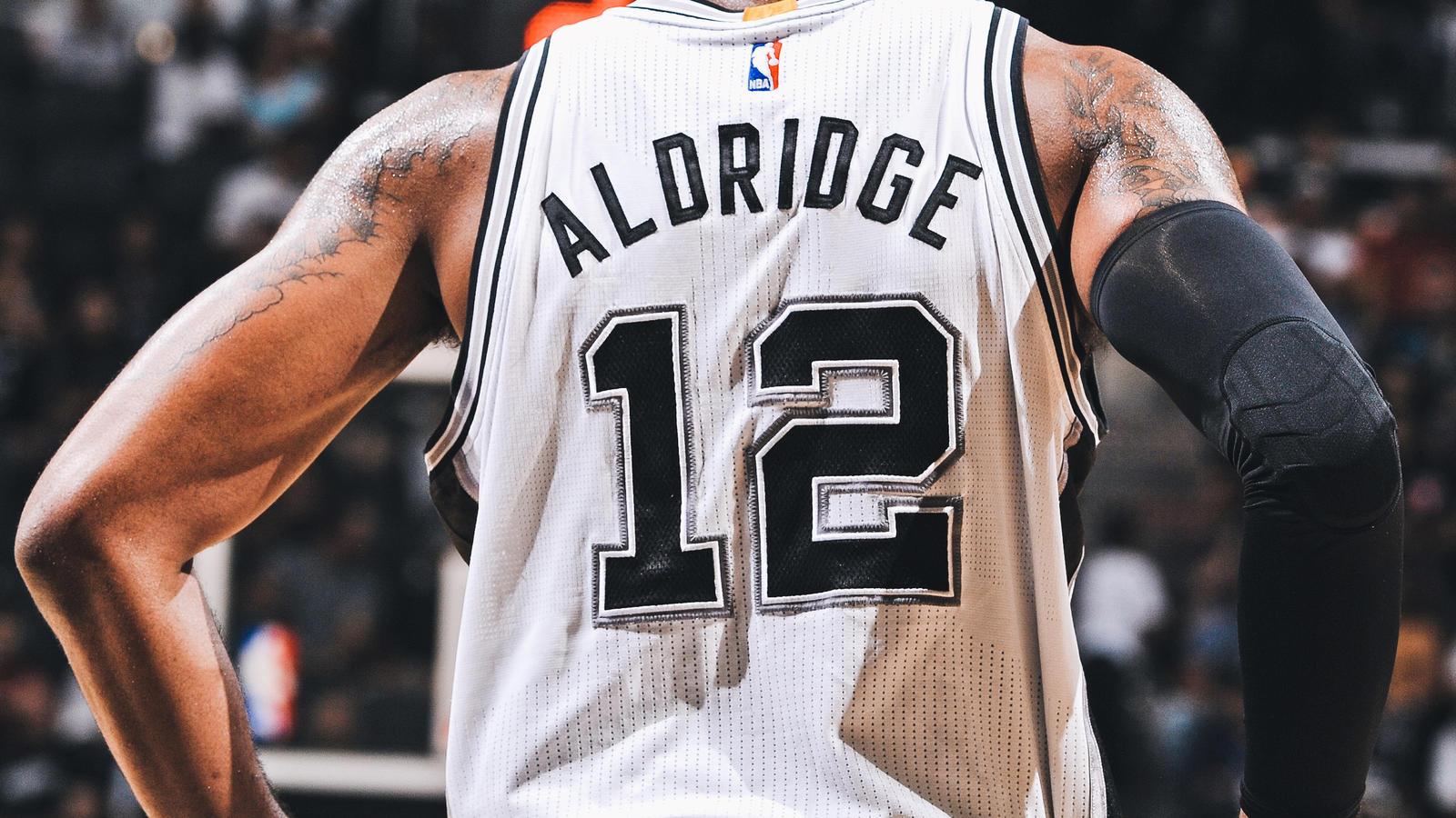 Jordan Brand Athlete LaMarcus Aldridge