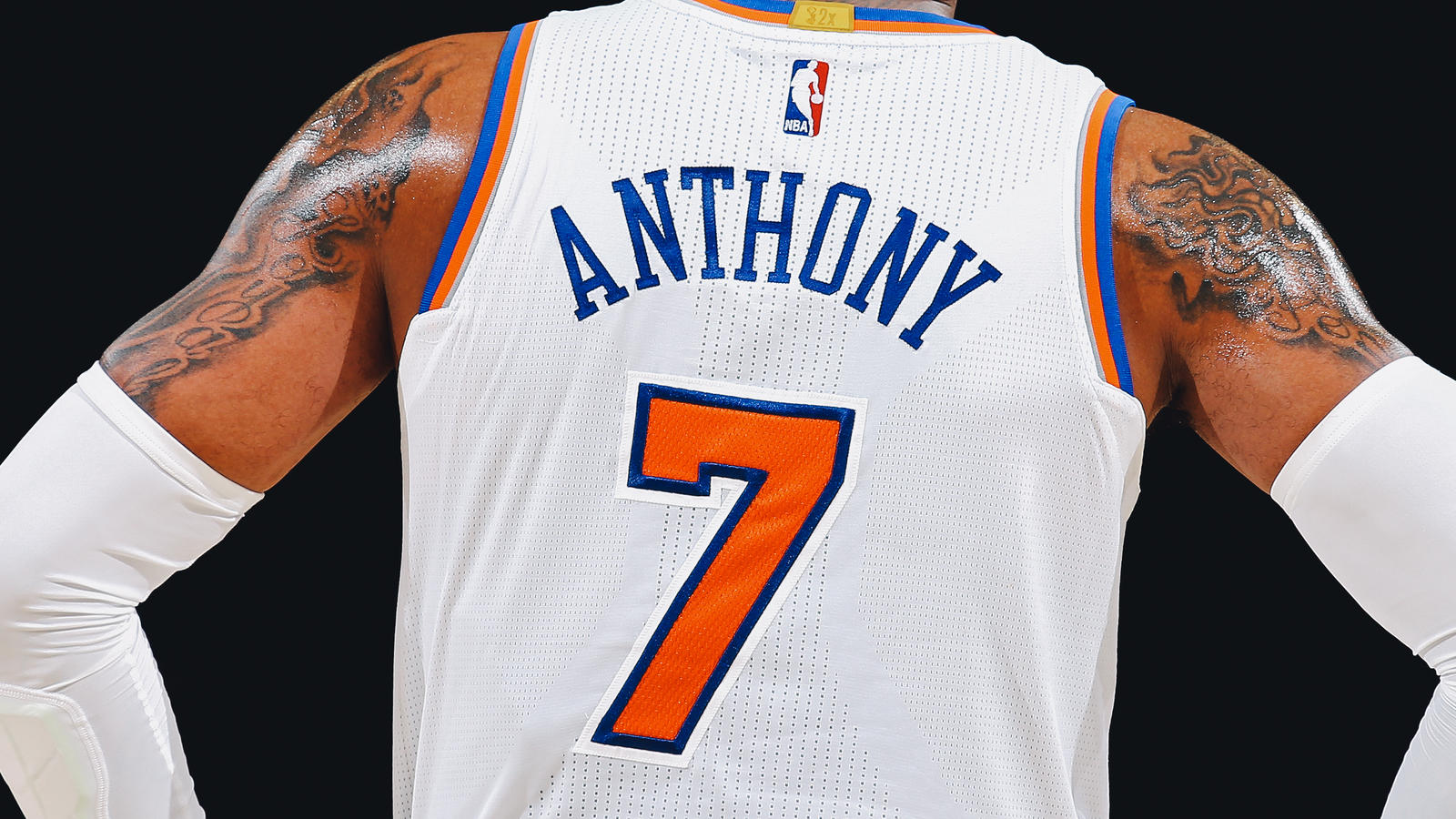 Jordan Brand Athlete Carmelo Anthony