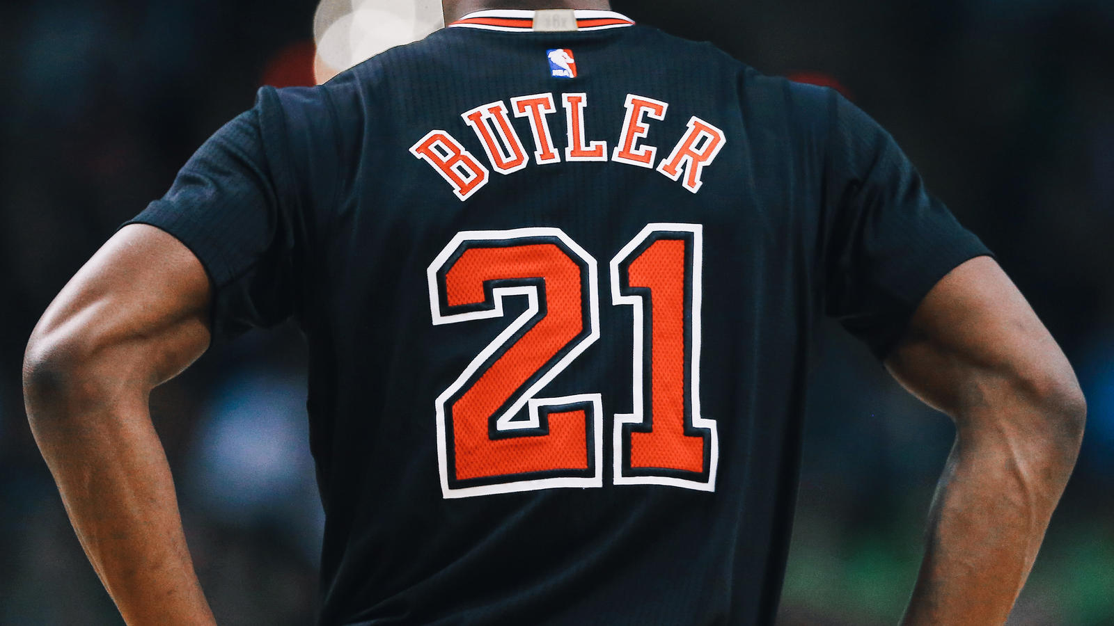 Jordan Brand Athlete Jimmy Butler