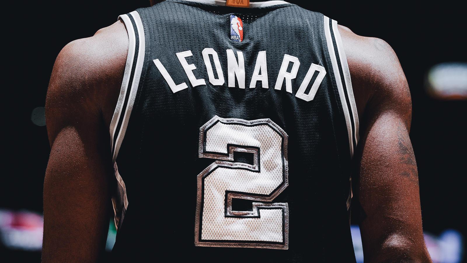 Jordan Brand Athlete Kawhi Leonard