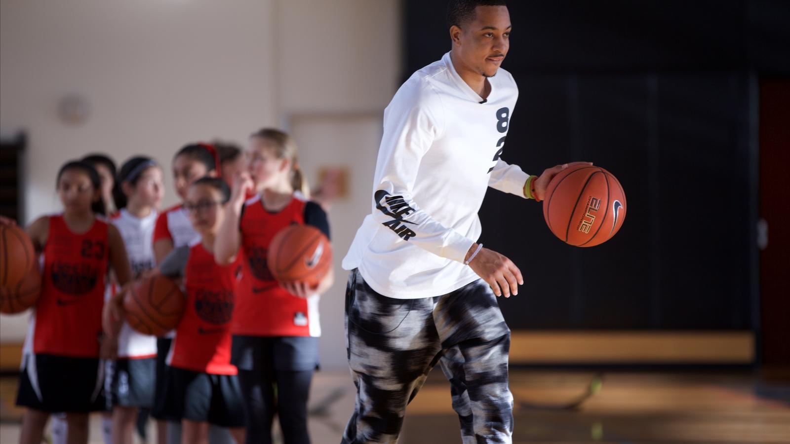Nike and the Portland Trail Blazers