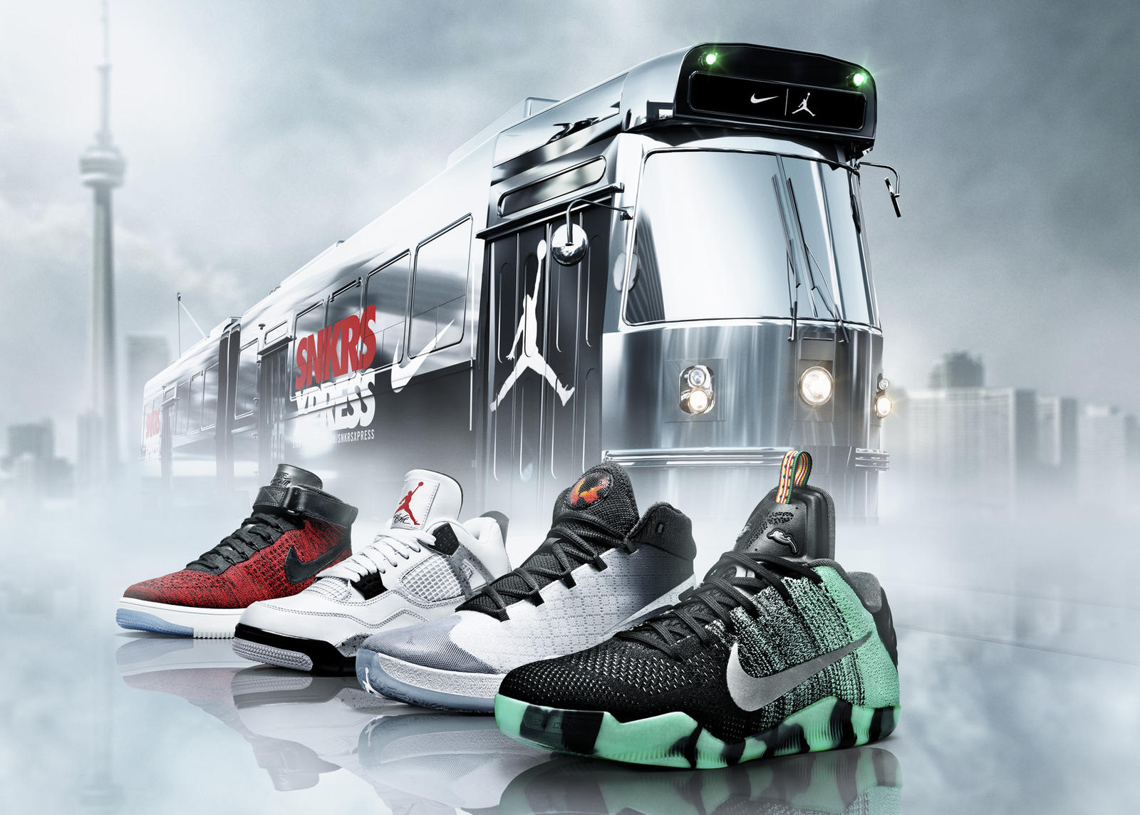 the latest a0317 34f5c Nike and Jordan Brand Present the Ultimate All-Star Experiences