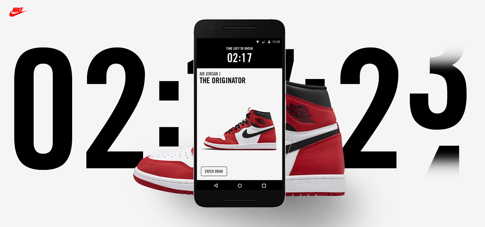 Nike's SNKRS Experience Elevated - Nike