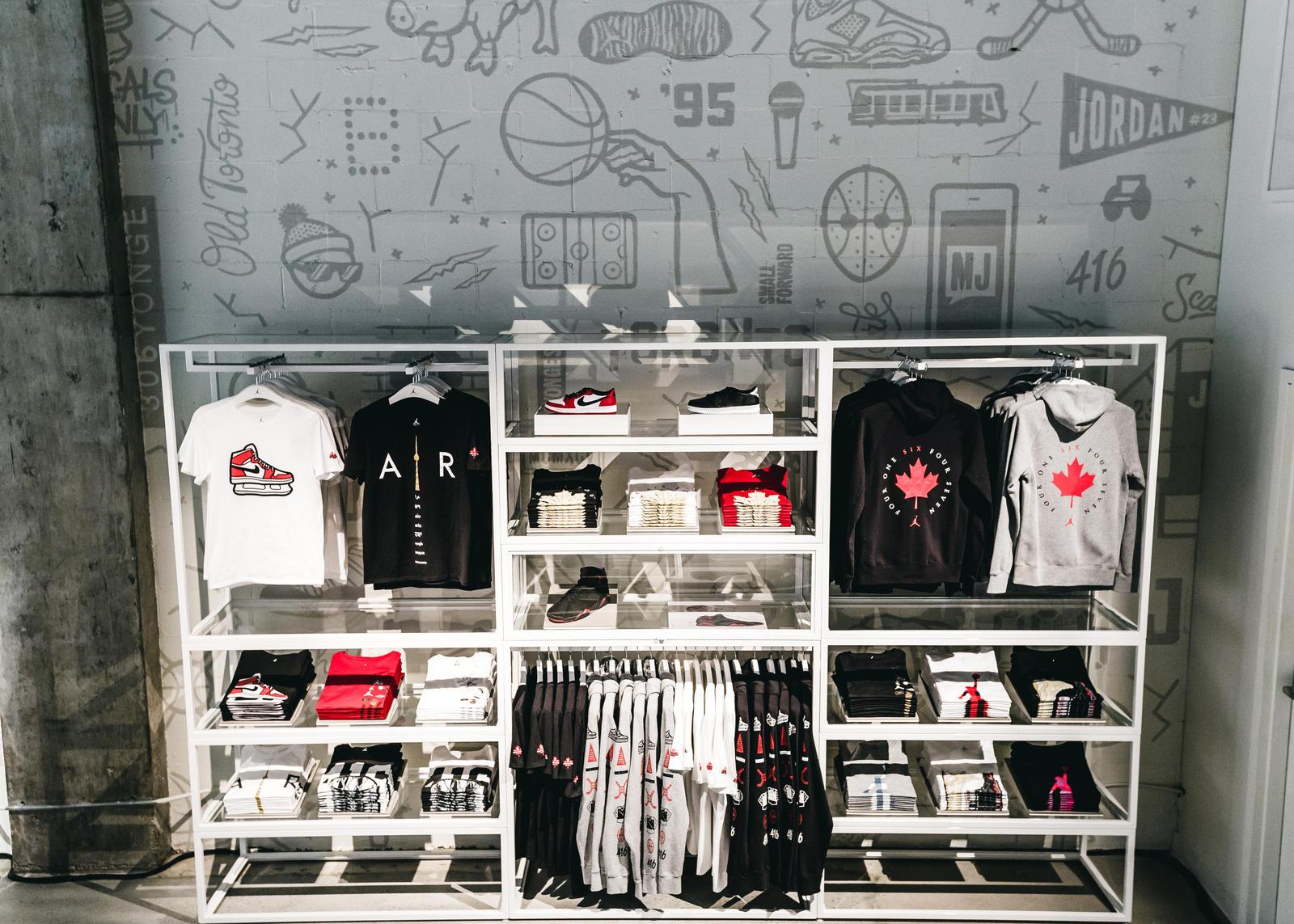 306 Yonge, Jordan Retail Store