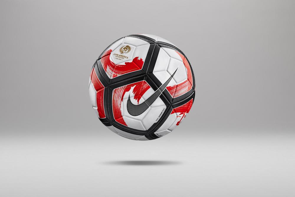 Ordem Ciento: The Official Match Ball of COPA America Centenario