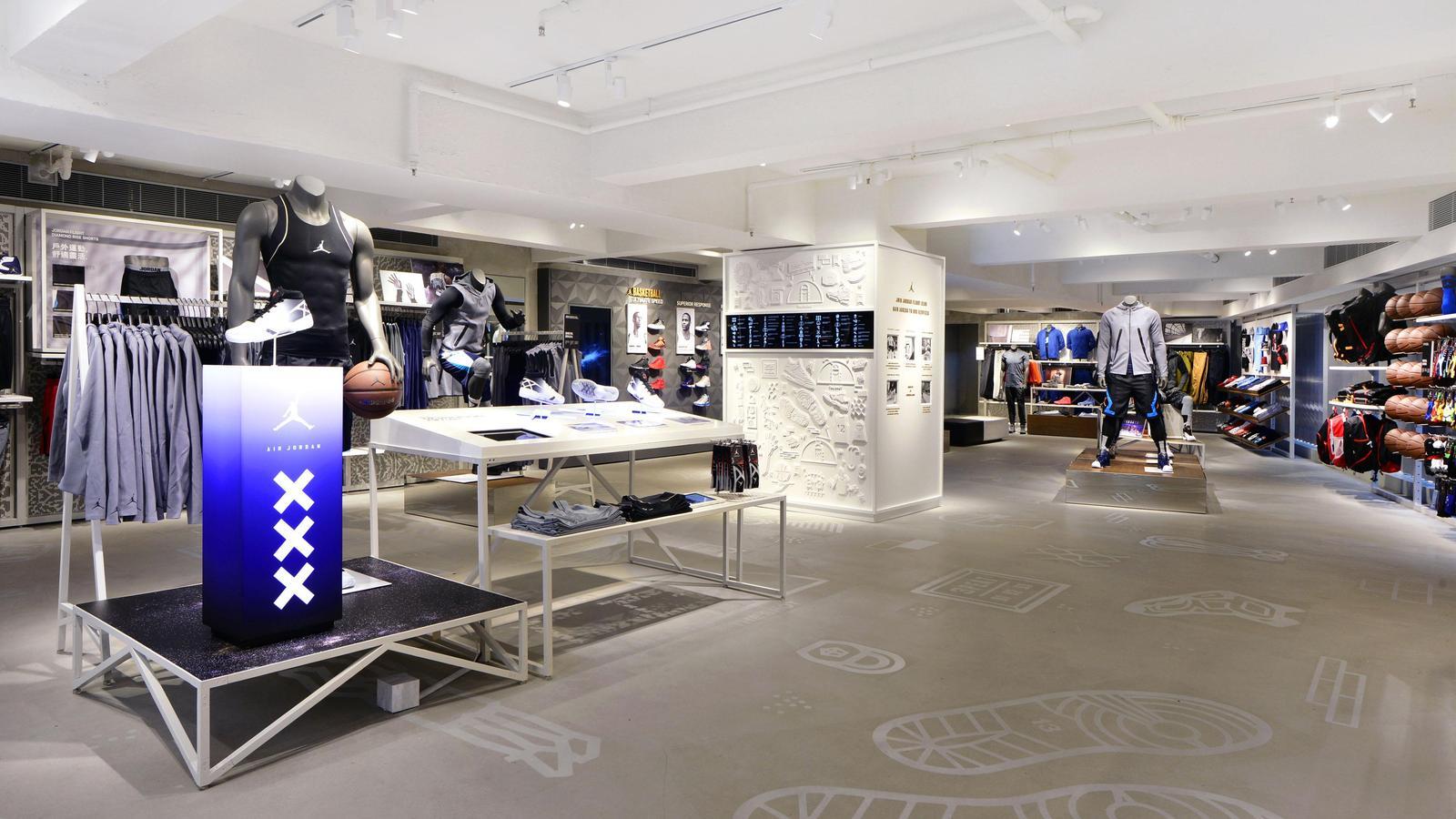 official jordan store