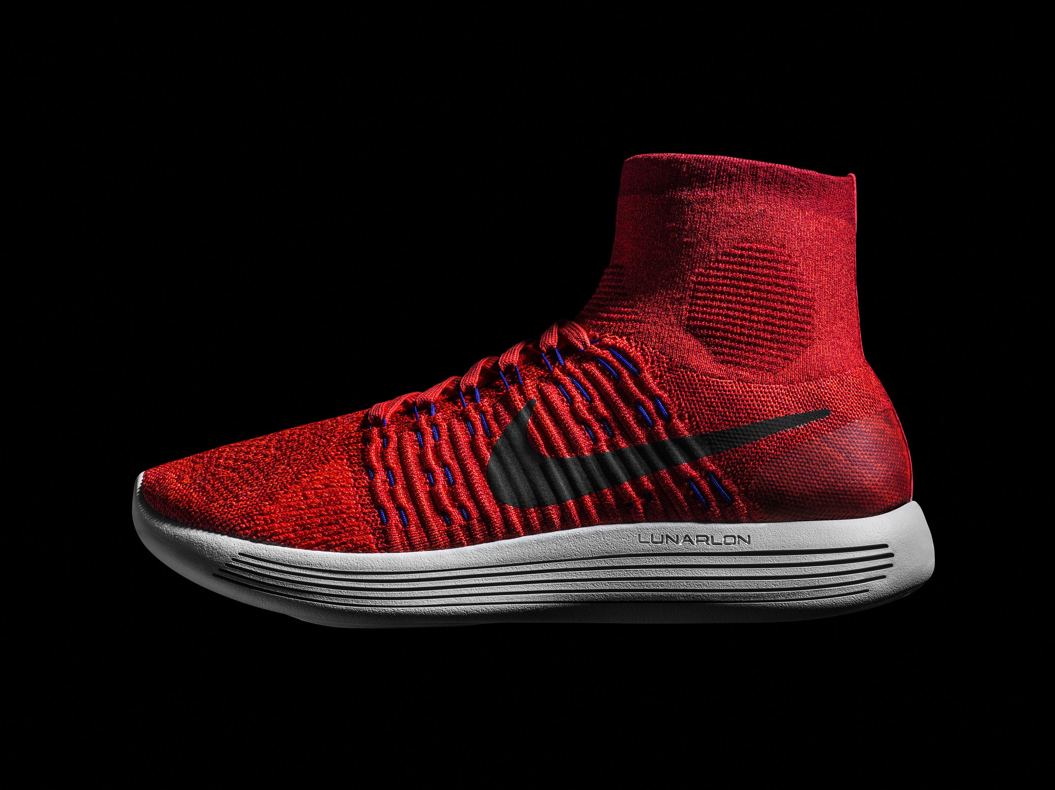 LO · HI. Nike LunarEpic Flyknit