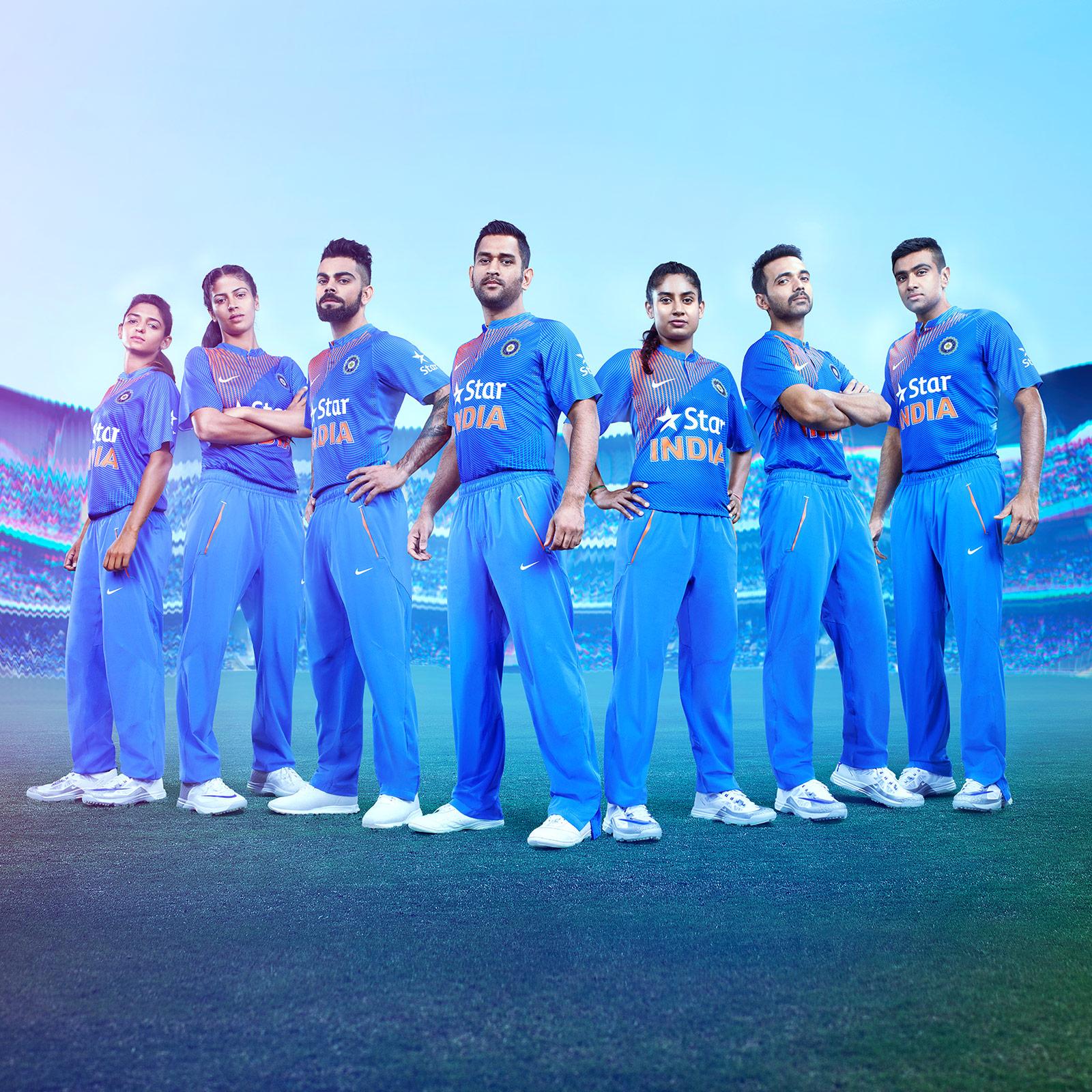 Amazing Nike News Team India Unveils T20 National Team Kit Hairstyle Inspiration Daily Dogsangcom