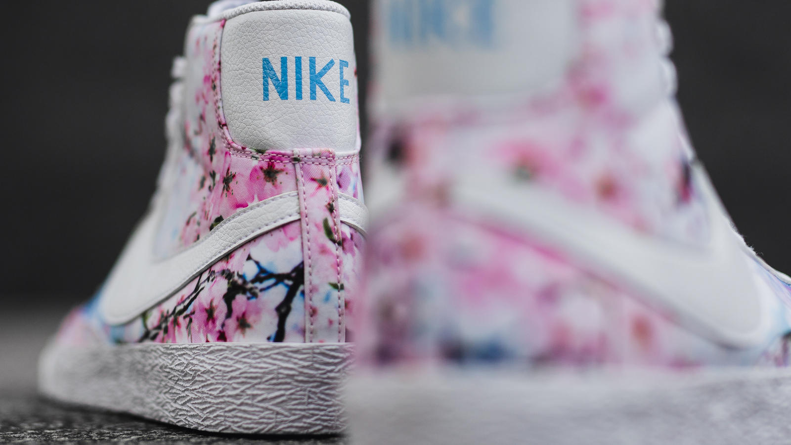 Nike Blazer Mid Print
