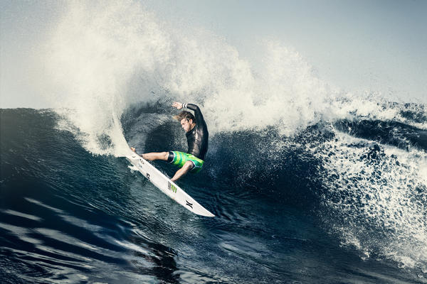 Hurley Elevates In-Water Performance
