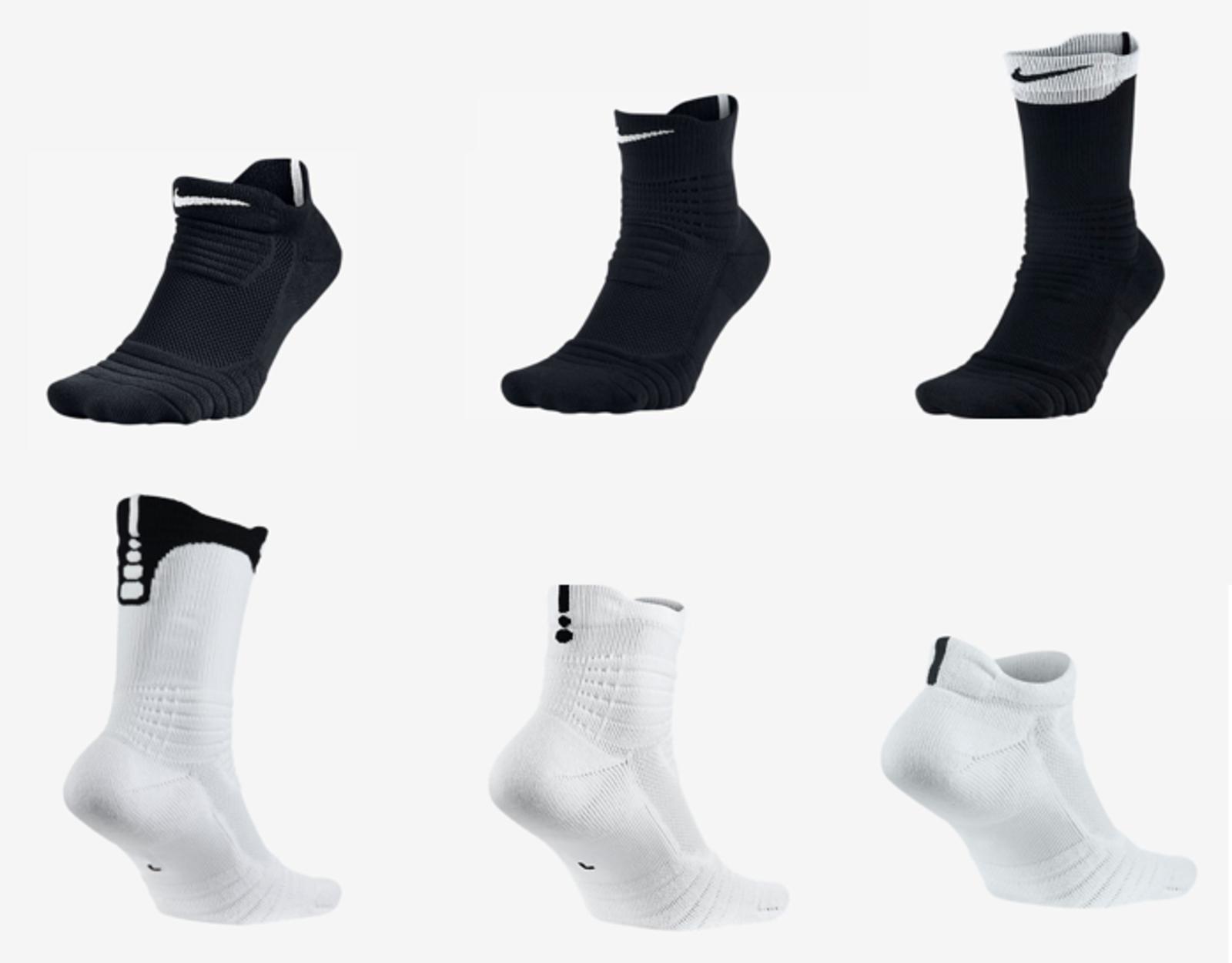 2016 Nike Elite Versatility Socks