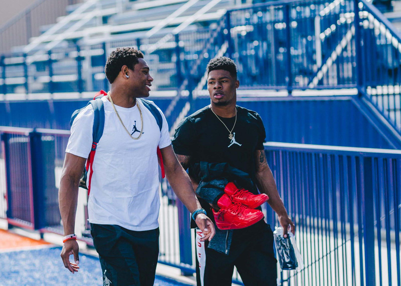 Jalen Ramsey and Corey Coleman