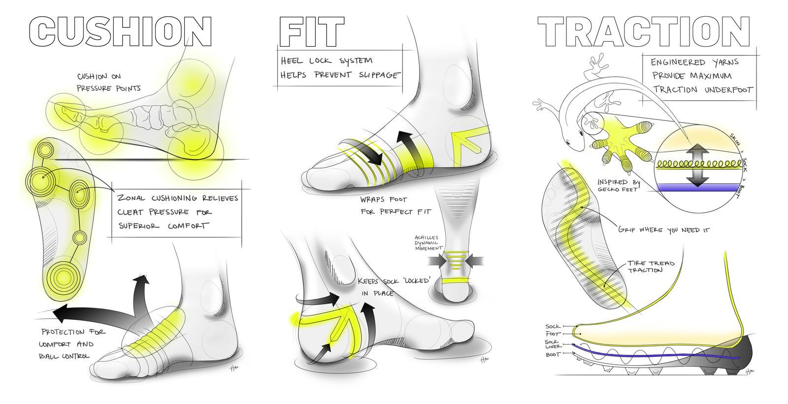 NikeGRIP Sketch