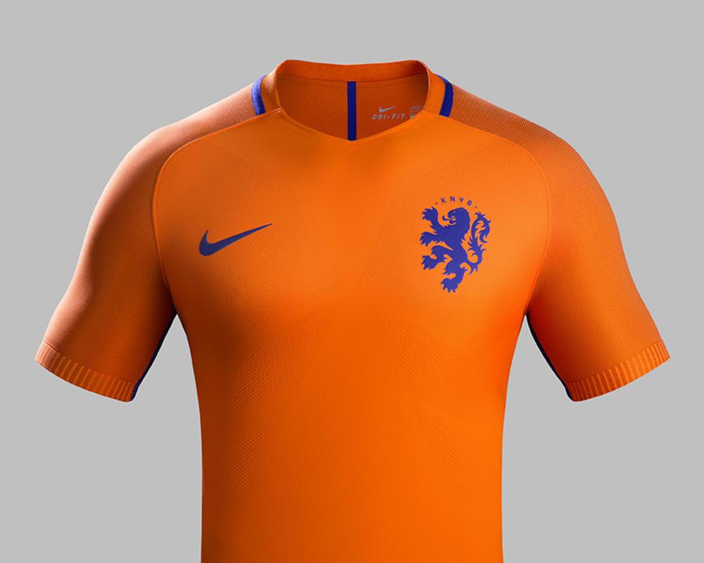 dd6bea4e1 The Netherlands 2016 National Football Kits