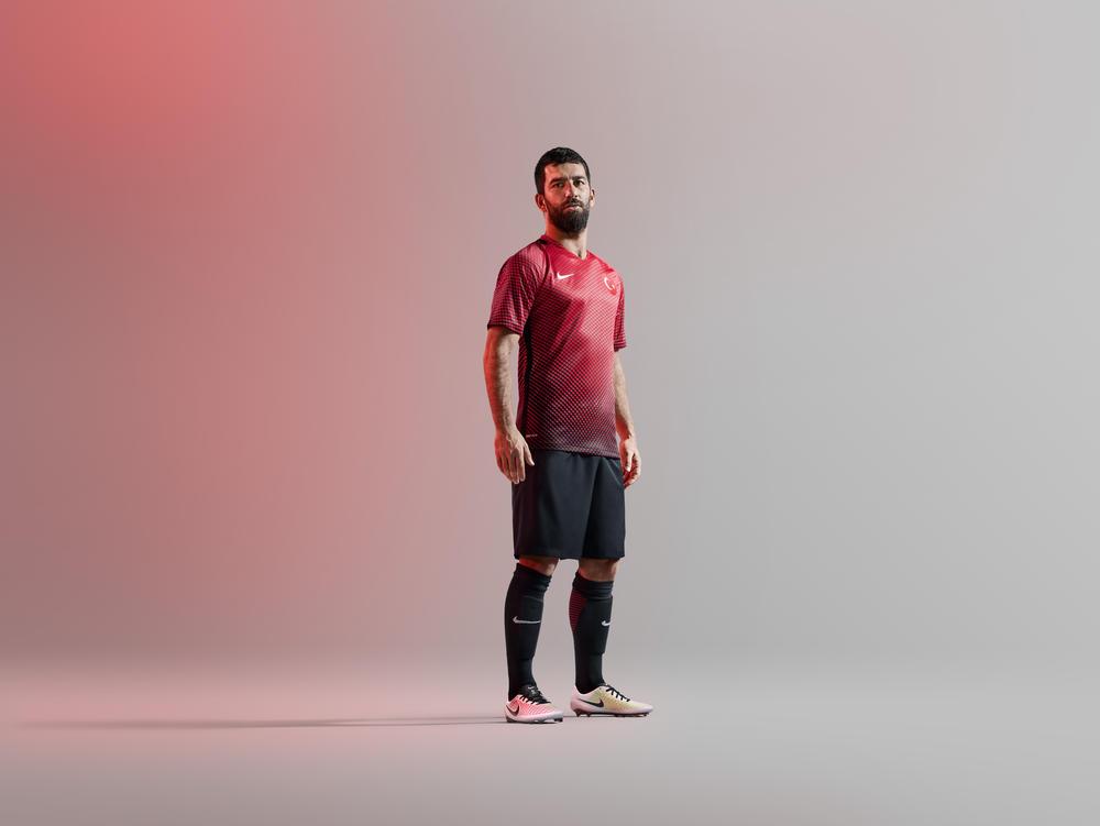 Turkey2016 National Football Kits
