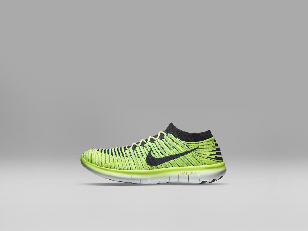 Nike Free RN Motion Flyknit Evolves the Nike Free Legacy