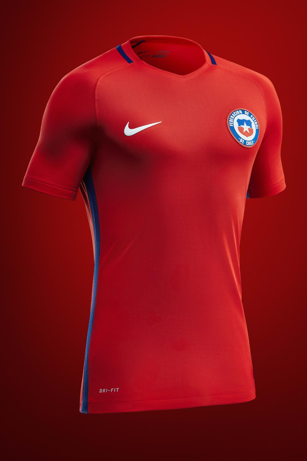 chile 2016 national football kits nike news