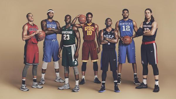 Óptima Planta de semillero pozo  Nike Basketball Rules March Madness Past and Present - Nike News