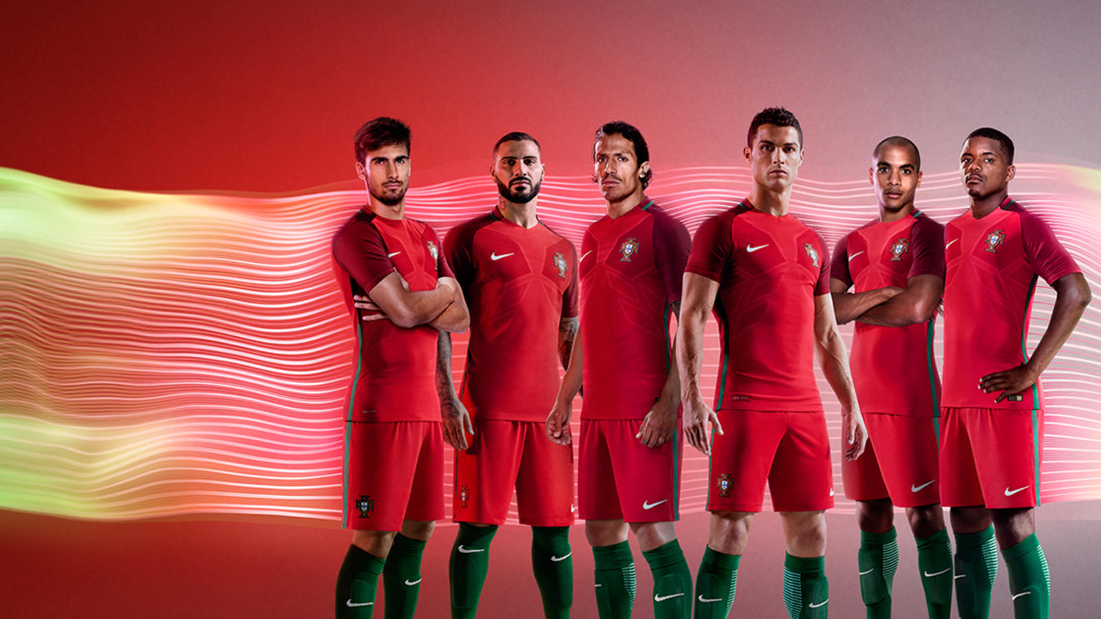 new concept 80759 b7647 Portugal 2016 National Football Kits - Nike News