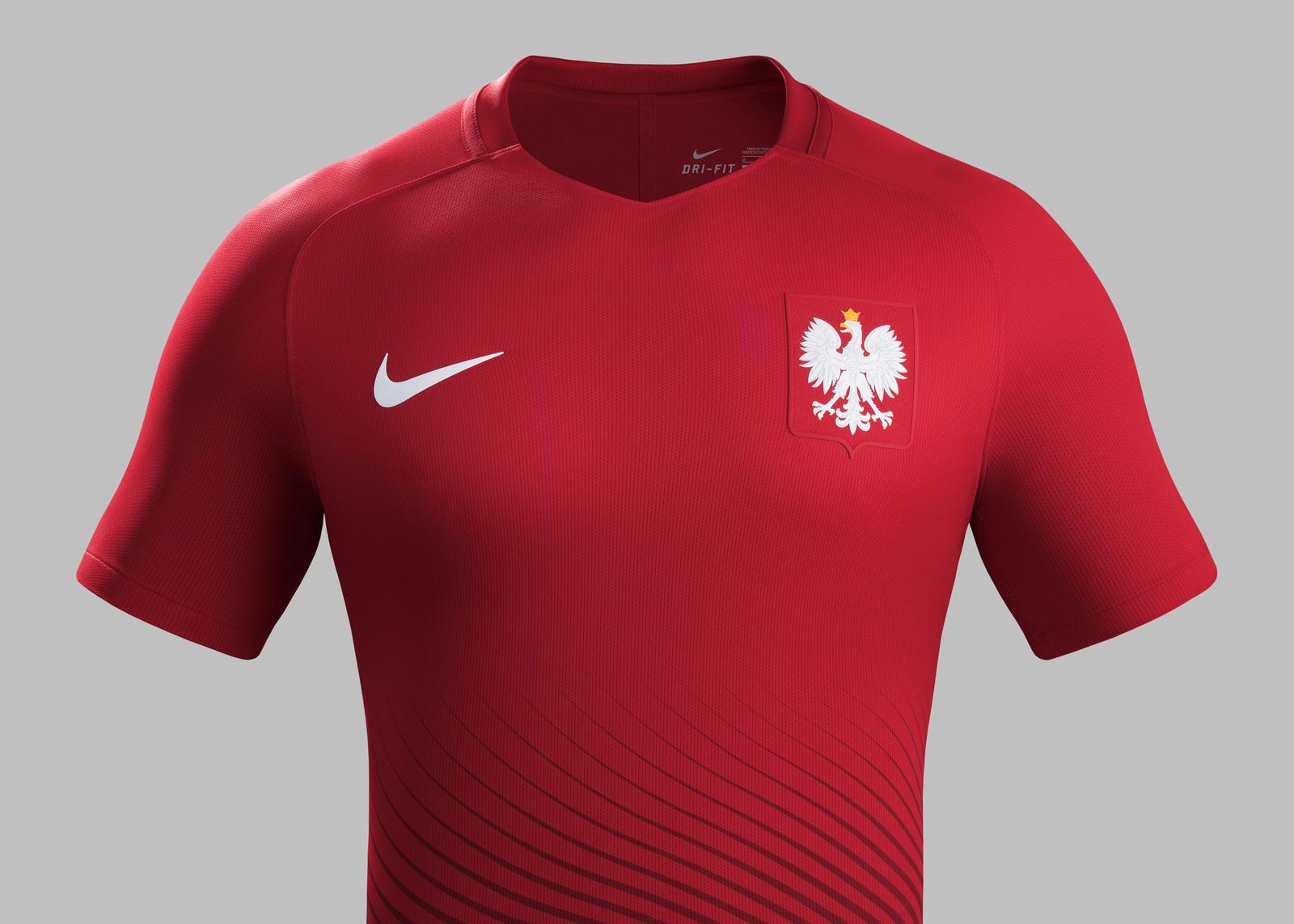 reputable site c0d59 b119a Poland 2016 National Football Kits - Nike News