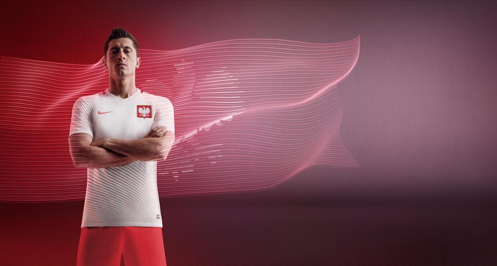 Poland 2016 National Football Kits