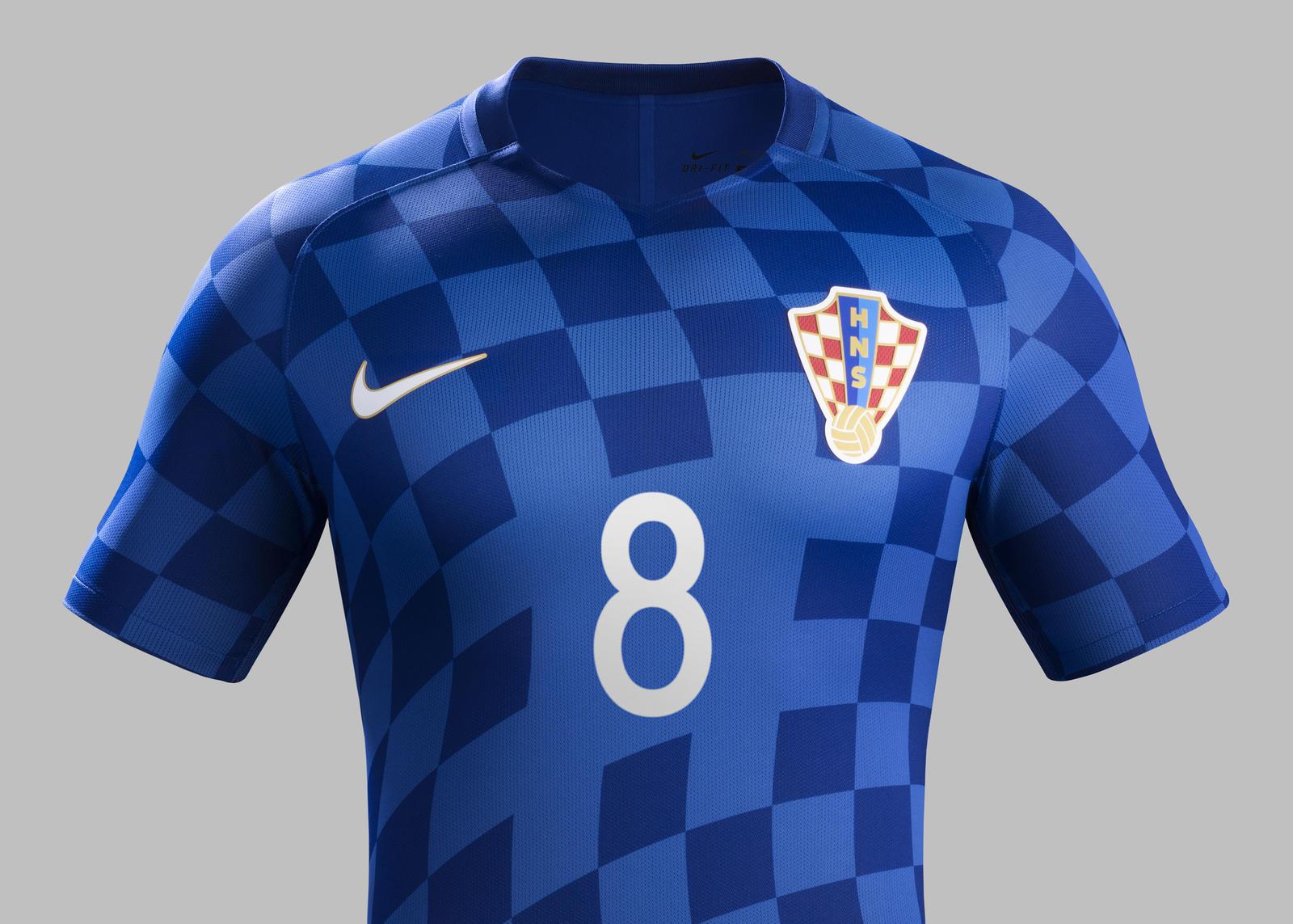 7d78aaf7dcc Croatia 2016 National Football Kits - Nike News