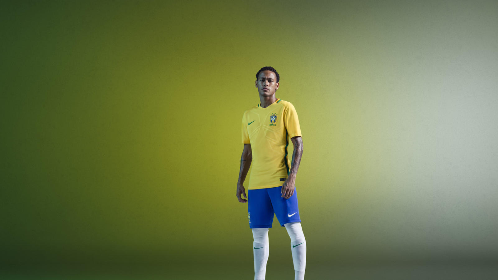separation shoes 51f53 e8e90 Brasil 2016 National Football Kits - Nike News